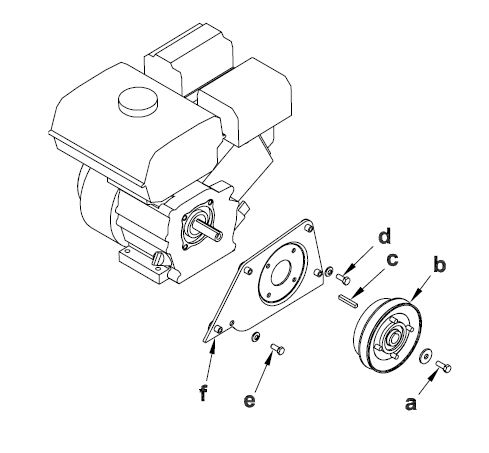 How To Wacker WP1540 WP1550 Adjustable Clutch DHS Equipment